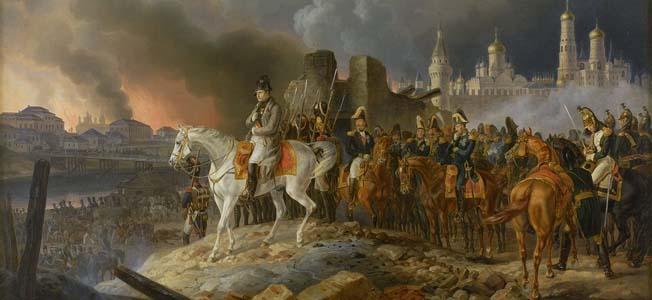 Napoleon in Russia